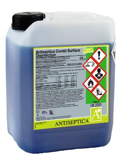 Surface disinfection - Colbi Surface