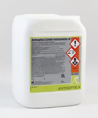 Insturment disinfection - Combi Instruments N