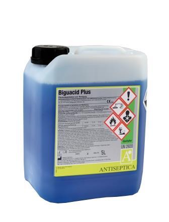 Surface disinfection - Biguacid Plus