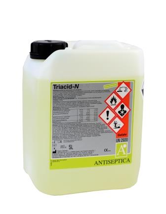 Insturment disinfection - Triacid N