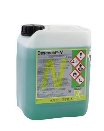 Surface disinfection - Descocid N