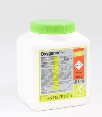 Insturment disinfection - Oxygenon I