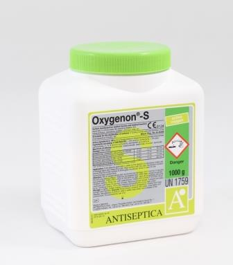 Surface disinfection - Oxygenon S