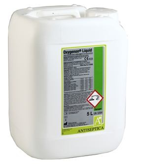 Surface disinfection - Oxygenon Liquid