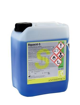 Surface disinfection - Biguacid S