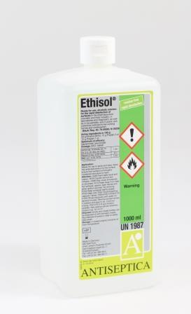 Surface disinfection - Ethisol