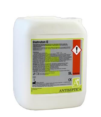 Insturment disinfection - Instruton E