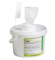 Surface disinfection - A Wipes