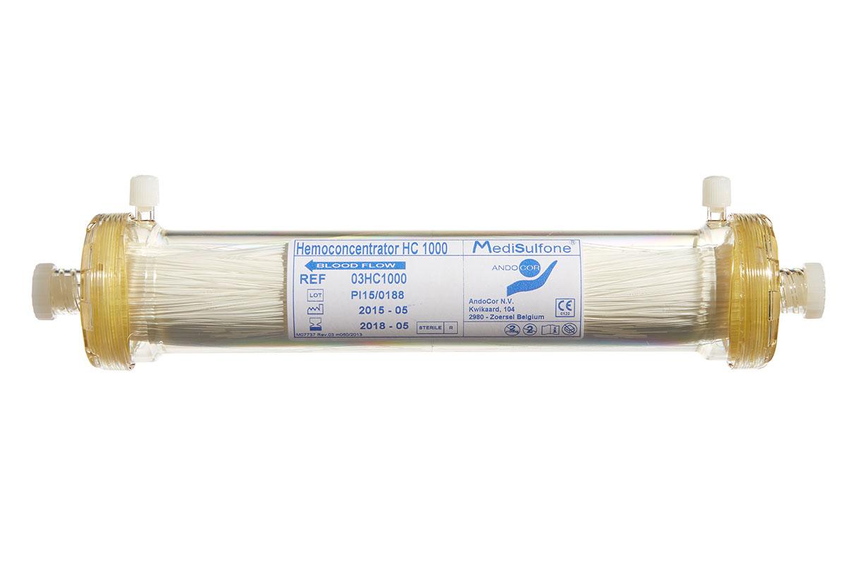 Hemoconcentrator